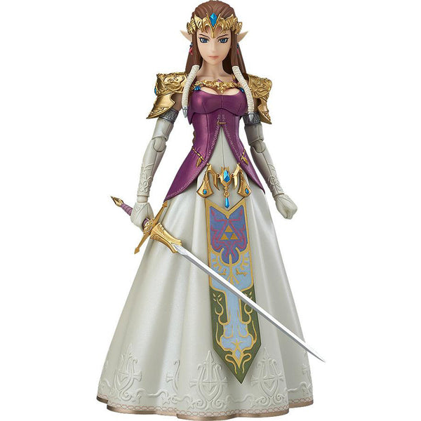figma 318 Zelda: Twilight Princess ver.