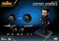 Egg Attack Action: EAA-73 Avengers: Infinity War Captain America