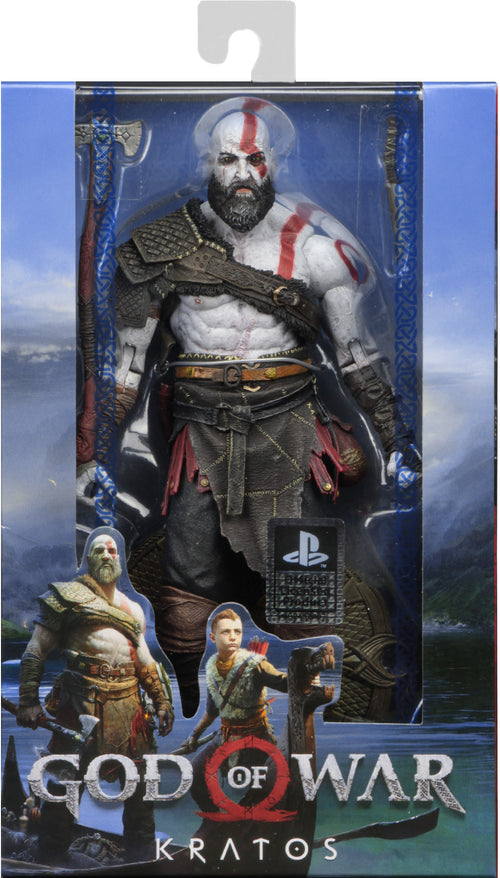 NECA God Of War (2018) Kratos