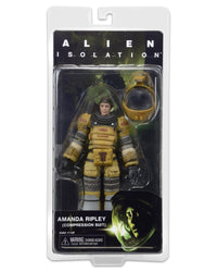 NECA Alien Isolation Amanda Ripley (Compression Suit)