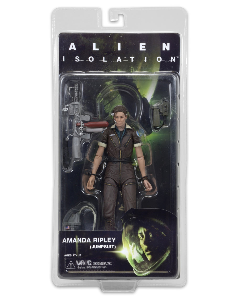 NECA Alien Isolation Amanda Ripley (Jumpsuit)