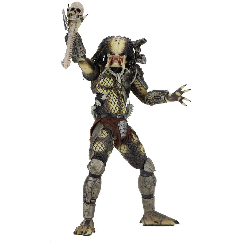NECA Predator Jungle Hunter (Unmasked)