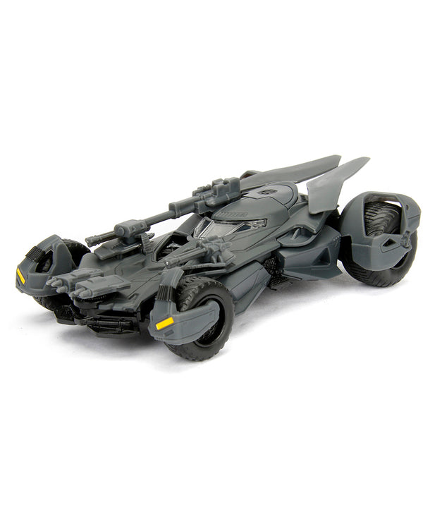 Hollywood Rides Batmobile (Justice League)