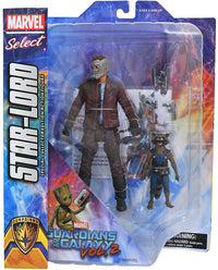 Marvel Select Guardians Of The Galaxy 2 Star-Lord & Rocket