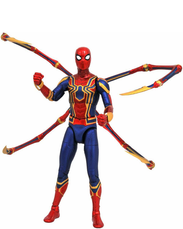 Marvel Select Avengers Infinity War: Spider-Man