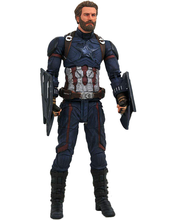 Marvel Select Avengers Infinity War: Captain America