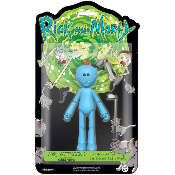 "Funko Rick and Morty 5"" Mr. Meeseeks"