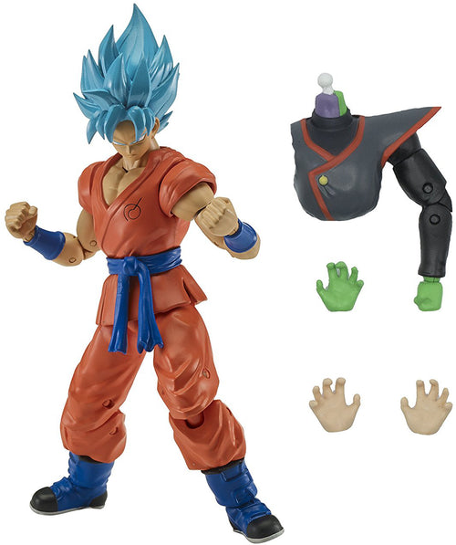 Dragon Ball Super: Dragon Stars Super Saiyan Blue Goku