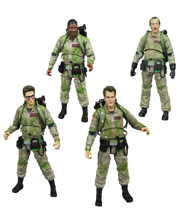 Ghostbusters Select SDCC Box Set