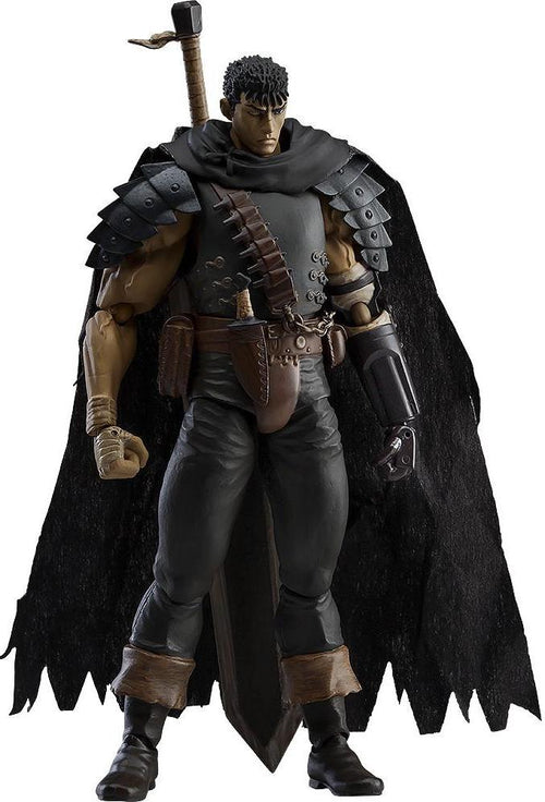 figma 359 Guts: Black Swordsman ver. Repaint Edition