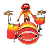 Muppets Select Animal with Drumset
