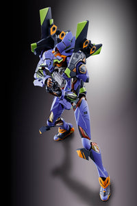 Metal Build Neon Genesis Evangelion: EVA-01 Test Type