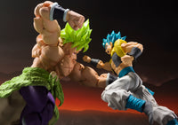 S.H. Figuarts Dragon Ball Super: Broly - Super Saiyan Broly Full Power