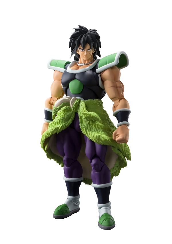 S.H. Figuarts Dragon Ball Super: Broly - Broly