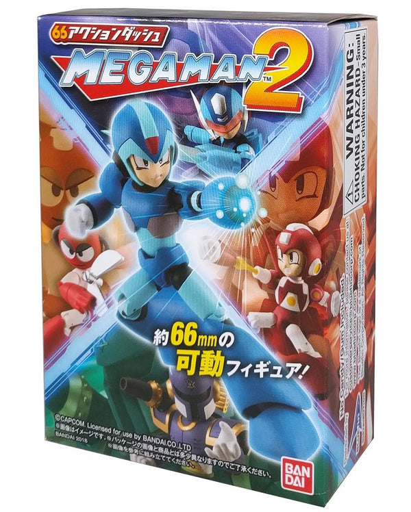 66 Action Dash Mega Man 2
