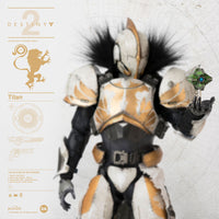 Destiny 2 Titan (Calus's Selected Shader)