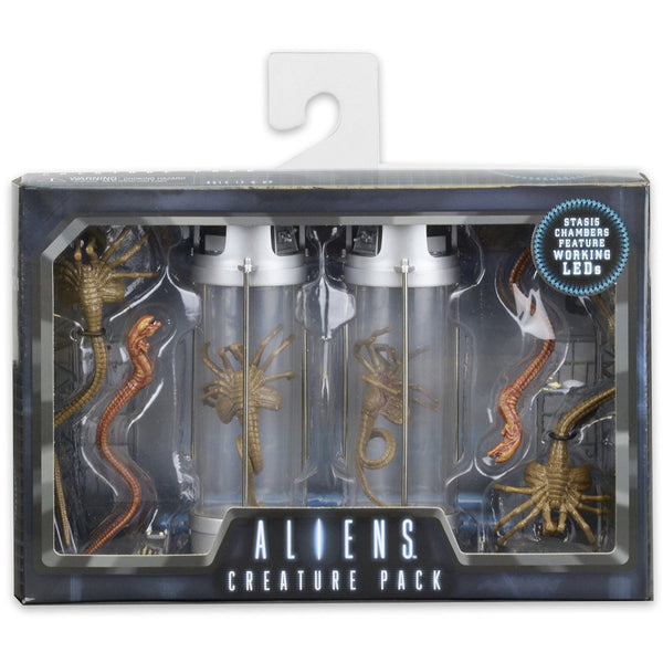 NECA Aliens 30th Anniversary Deluxe Creature Pack
