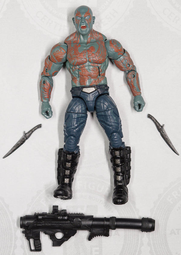 Marvel Legends Drax