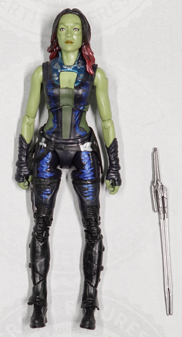 Marvel Legends Gamora