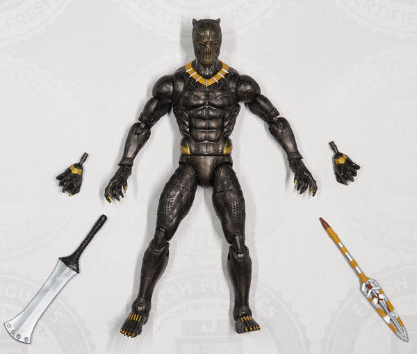 Marvel Legends Erik Killmonger