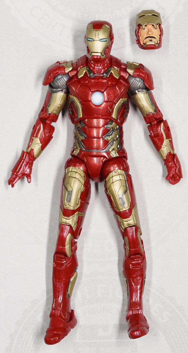 Marvel Legends Iron Man Mark 43