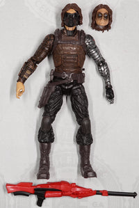 Marvel Legends Winter Soldier