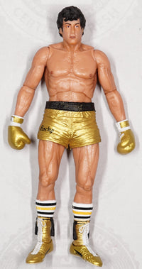 Rocky III Rocky Balboa (Gold Trunks)
