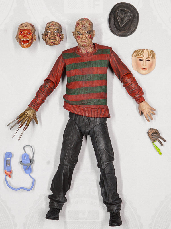 A Nightmare on Elm Street 30th Anniversary Ultimate Freddy