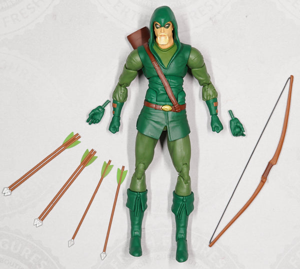 DC Icons 03 Green Arrow