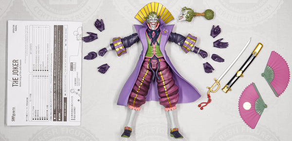 S.H. Figuarts Ninja Batman: The Joker, Demon King Of The Sixth Heaven