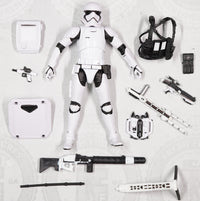 Star Wars: The Black Series First Order Stormtrooper with Gear
