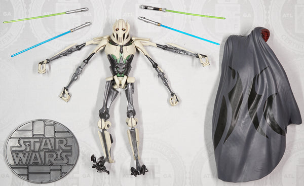 Star Wars: Elite Series General Grievous