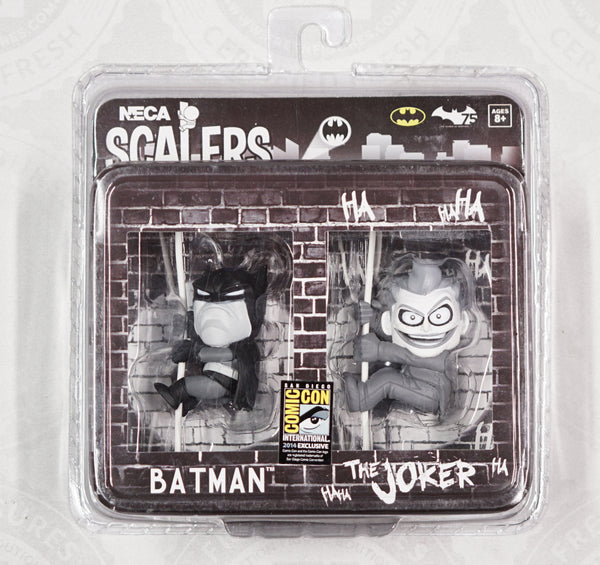 Scalers Batman & The Joker