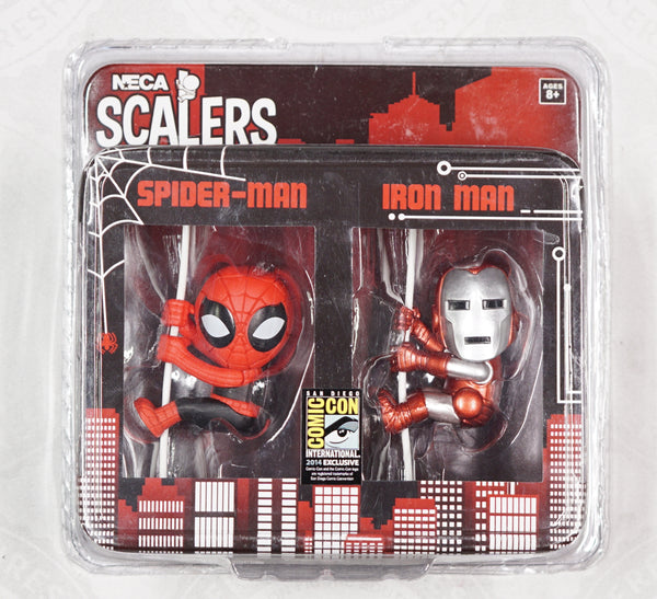 Scalers Spider-Man & Iron Man