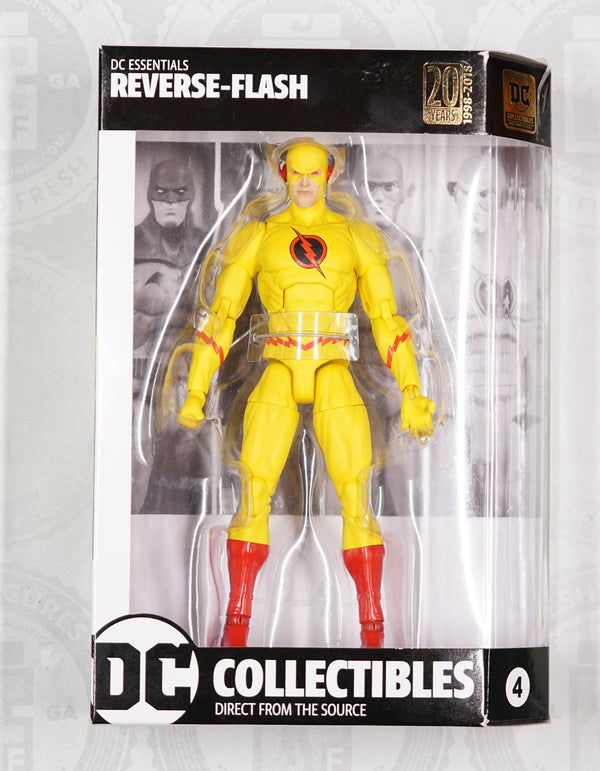 DC Essentials 04 Reverse Flash