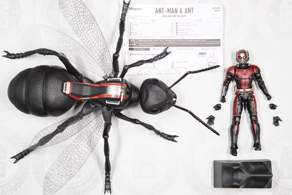 S.H. Figuarts Ant-Man And The Wasp: Ant-Man & Ant Set