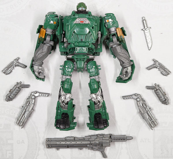 Transformers Age of Extinction Generations Voyager Class Autobot Hound