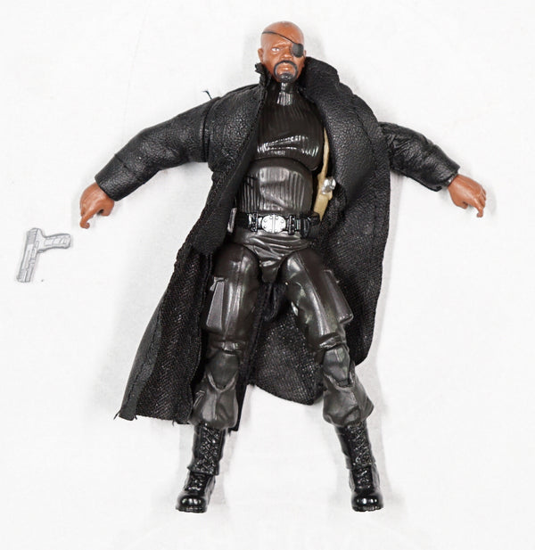 Iron Man 2 Fury of Combat: Nick Fury
