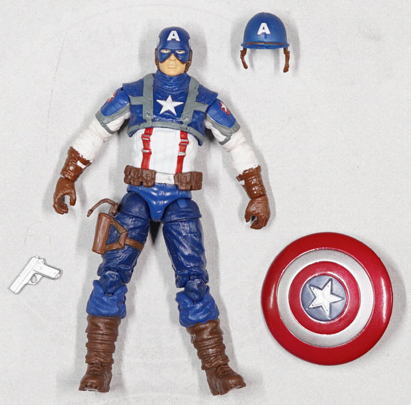 Captain America The First Avenger: Super Combat Captain America
