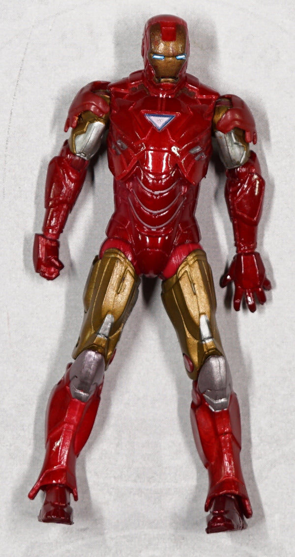 Iron Man 2 Fury of Combat: Iron Man Mark VI