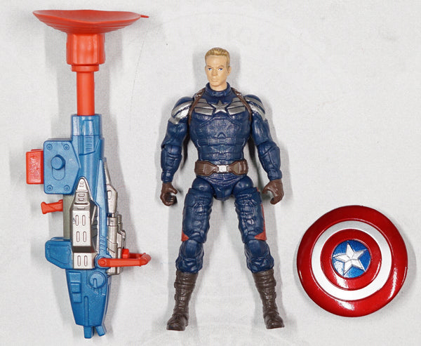Captain America The Winter Soldier: Captain America