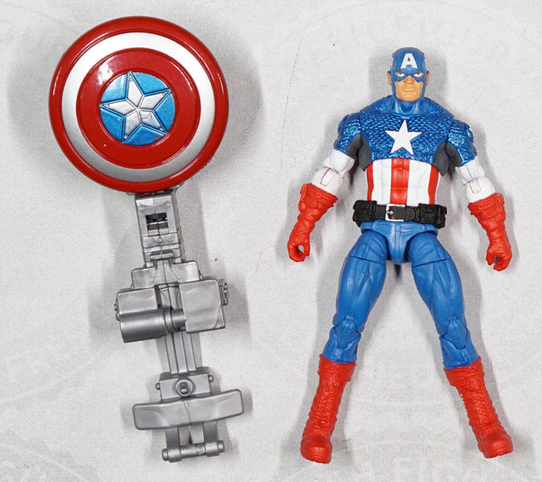 Avengers Assemble: Shield Blast Captain America