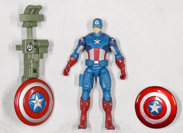 The Avengers: Shield Launcher Captain America