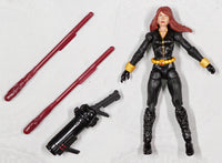 Avengers Assemble: Inferno Cannon Black Widow