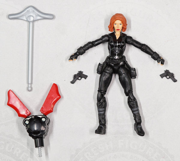The Avengers: Grapple Blast Black Widow