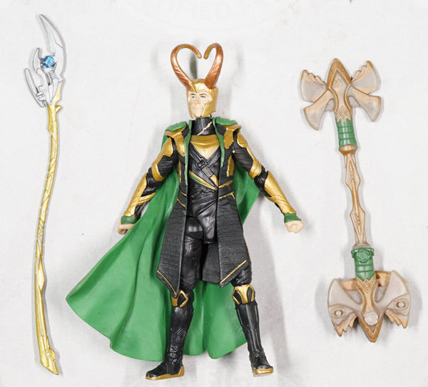 The Avengers: Cosmic Spear Loki