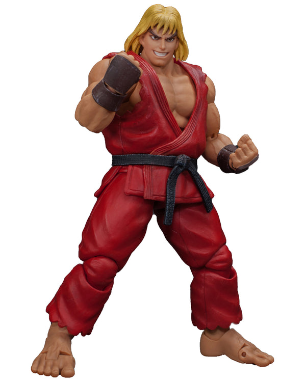 Street Fighter II Ken