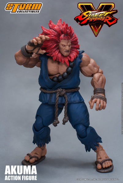 Storm Collectibles Street Fighter V Akuma