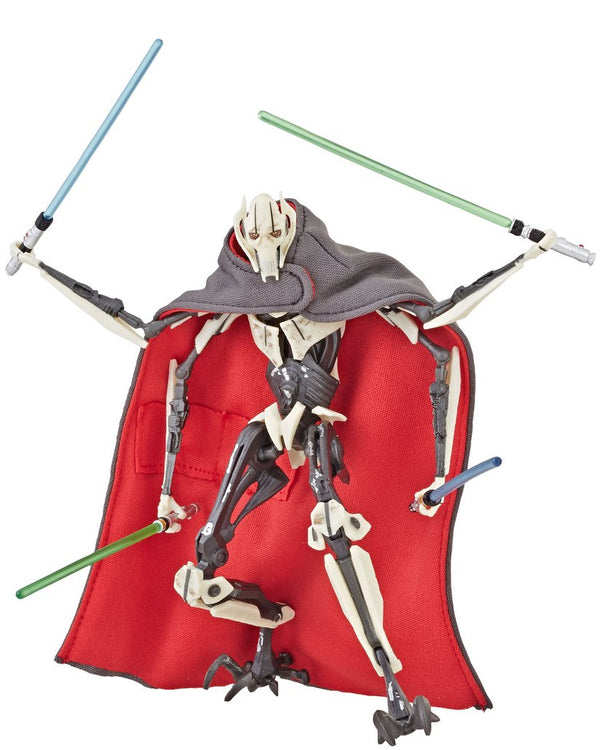 Star Wars: The Black Series Deluxe General Grievous