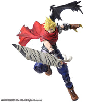 Final Fantasy Bring Arts Cloud Strife Another Form